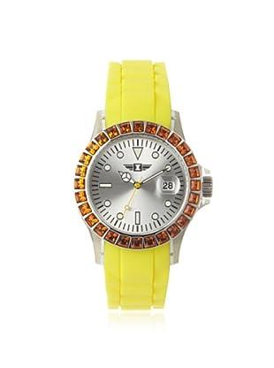 I by Invicta Women's IBI-10067-004 Yellow Polyurethane Watch