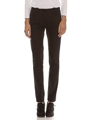 Trussardi Pantalón Basico Trussardi (negro)