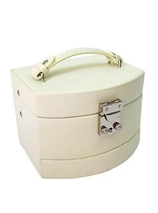 Morelle & Co. Laura Expandable Jewelry Box (Cream)