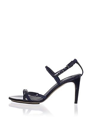 Calvin Klein Collection Women's Kani Ankle Strap Sandal (Cauldron/Cauldron)