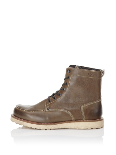 Rogue Men's Guada Burnished Boot (Dark Taupe)