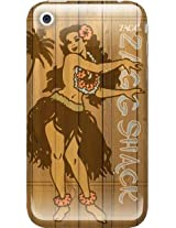 ZAGG 6006364 ZAGGskin Retro Hula Girl iPhone 3G/3G S - 1 Pack - Retail Packaging - Multi Color