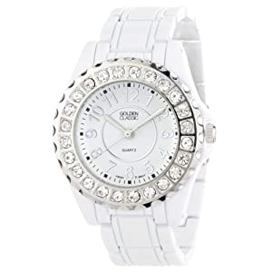Golden Classic 2284 Women's Time's Up Watch