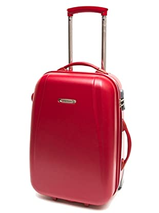 Roncato Trolley Cabina Carbon Light rosso