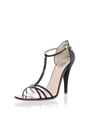Guillaume Hinfray Women's Bouffette Sandal (Black)
