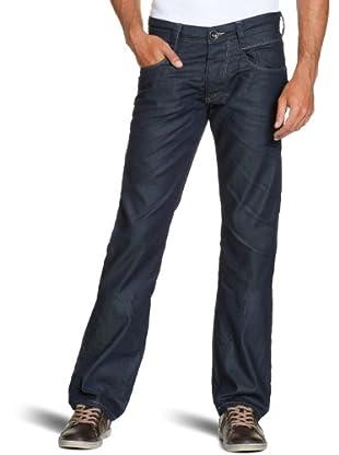JACK & JONES Jeans Rick Four (Azul Oscuro)