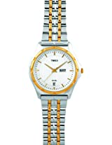 Timex Classics Analog Silver Dial Men's Watch - BW04