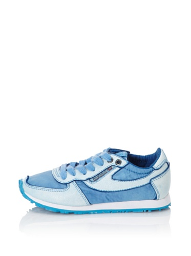 Diesel Kids Great Era Pass On Sneaker (Blue Danube)