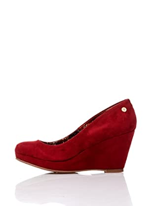 Blink Zapatos Cuña (Rojo)