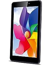 iBall 6351 Q40i Tablet (8GB, WiFi, 3G via Dongle), Black-Grey