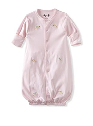 Margery Ellen Baby Pima Cotton Gown with Embroidery (Unicorn)