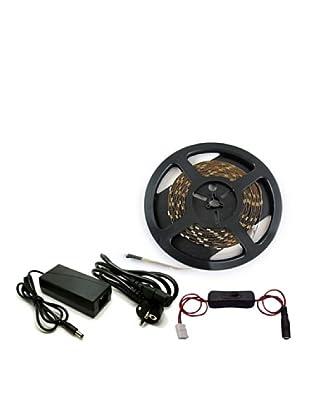 Purline Basic LED Kit completo LED 5050 SMD RGB con mando a distancia para interiores