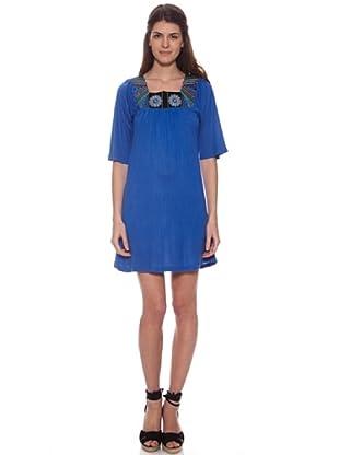 HHG Kleid Moulins (Blau)