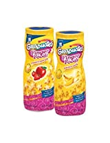 Gerber Finger Foods Puffs - 3 Strawberry And Apple Puffs And 3 Banana Puffs6 Per Pack