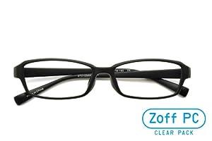 Zoff PCクリアレンズ ブルーライトをカット パソコン用メガネ (度なし)
