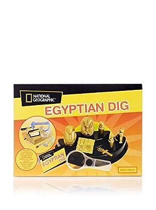 National Geographic Juguete Egyptian Dig Único Mayores de 8 años
