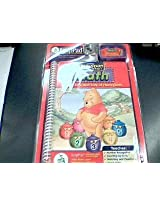 2001 LeapFrog Enterprises Inc. Leapfrog LeapPad Leap Start Preschool-K Pre-math with Disney Winnie The Pooh Lots and Lots of Honeypots