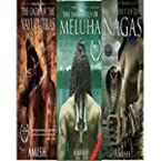Shiva Trilogy Combo:The Secret Of The Nagas ,The Immortals of Meluha,The Oath of the Vayuputras