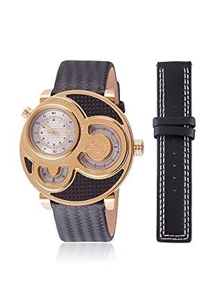 Gevril Uhr mit schweizer Quarzuhrwerk Man Macchina Del Tempo 47 mm