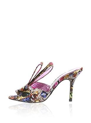 Beverly Feldman Zapatos Slip-On Bonita (Multicolor)