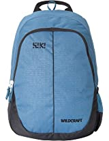 Wildcraft 27 Ltrs Blue Casual Backpack (Bricks 1)