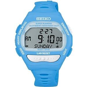[セイコー]SEIKO 腕時計 PROSPEX プロスペックス 東京マラソン2011限定モデル ブルー 【数量限定】 SBDF031 ユニセックス