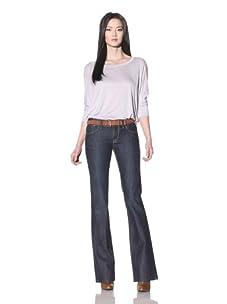 DL 1961 Premium Denim Women's Milano Bootcut Jean (Pickford)