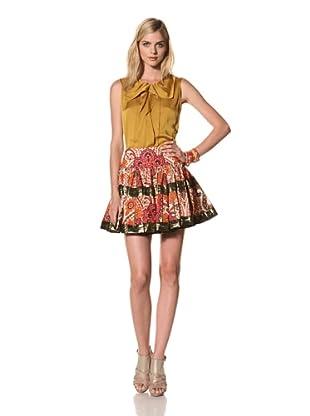 Thakoon Women's Paisley Print Mini Skirt (Multi)