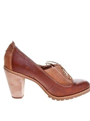 Timberland Zapatos Tacón (Marrón Oscuro)