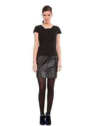 Cortefiel Vestido (Negro)