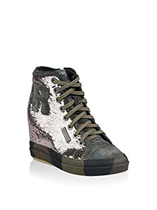 Ruco Line Keil Sneaker 4903 Army Gravity