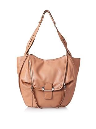 Kooba Leroy Shoulder Bag Tan 26
