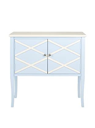Safavieh Winona Sideboard, Light Blue/White