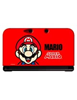 HORI XL Silicone Protector for Nintendo 3DS (Mario Version)