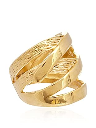 McKenzie Ring Ophelia (vergoldet)