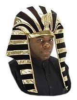 elope Black and Gold King Tut Hat