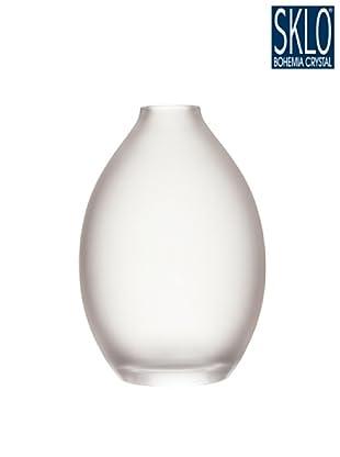 Cristal de Bohemia Florero Tao H 20.5 Cm