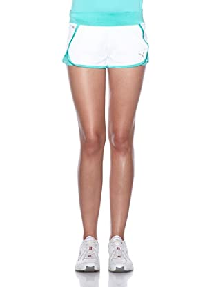 PUMA Hose Move Shorts (white/atlantis)