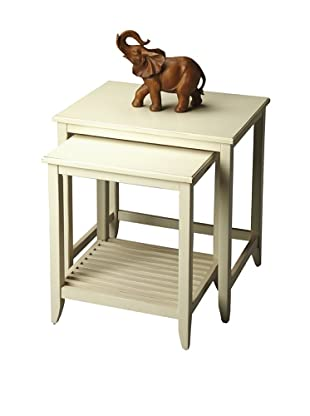 Butler Specialty Company Merlot Nesting Tables