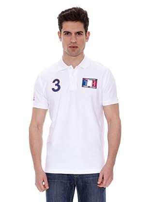 TH Polo Francia Thornado Marshall (Blanco)