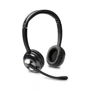 HP QD834AA Wireless Headset-Black
