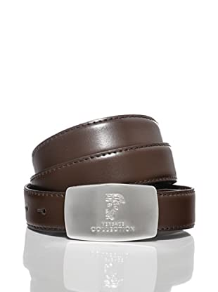 Versace Collection Cinturón Eudo (Marrón)