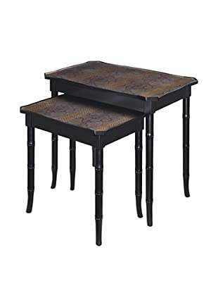 Artistic Boa Nesting Table