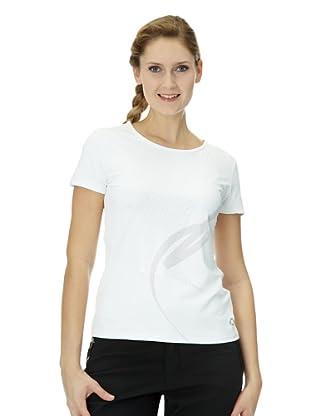 Luhta T-Shirt Eila (Weiß)