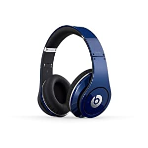 Beats Studio Wired Over-Ear Headphone - Blue (Discontinued by Manufacturer)