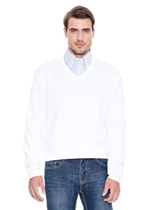Brooks Brothers Jersey Balthasar (Blanco)