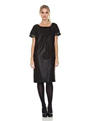 Monoplaza Vestido Victoria (Negro)