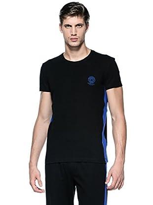 Versace Camiseta Girocollo (Negro)