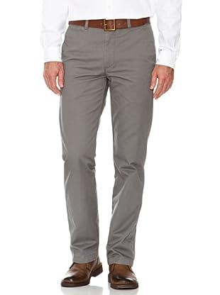 Dockers Pantalón Recto Básico (gris)