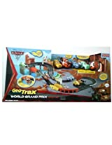 Fisher Price Cars 2 Geo Trax Rc Gift Set
